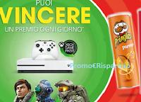 Logo Pringles : vinci console Xbox One da 1 TB o abbonamento Xbox Game Pass