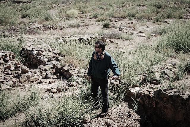 El arqueólogo que corría por las calles de Escacena