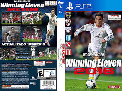 Semua Cheat dan Code Winning Eleven PS2 Bahasa Indonesia