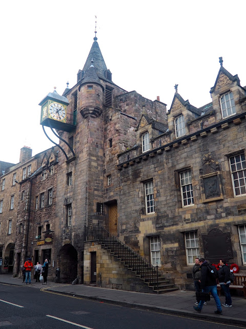 People's Story museum, Canongate Tolbooth, Royal Mile, Edinburgh