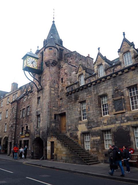 People's Story museum, Canongate Tolbooth, Royal Mile, Edinburgh