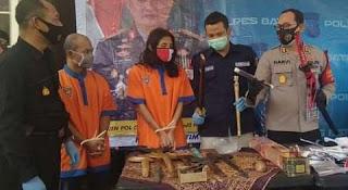Dua orang Ngaku Dukun Samurai di Malang perdaya 18 miliar