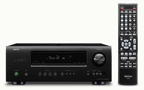 Denon AVR 1312 Manual User Guide and also Troubleshooting
