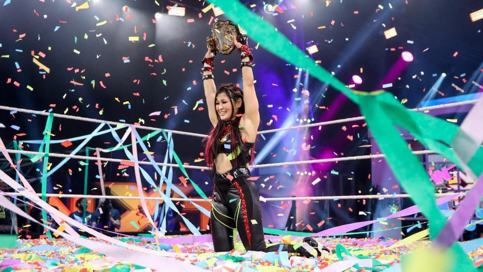 Battle Royal feminina é anunciada para o próximo WWE NXT