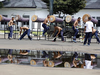 Jadwal Lengkap dan Aneka Lomba HUT Korps Marinir ke 72 di KKO Cilandak Minggu Ini