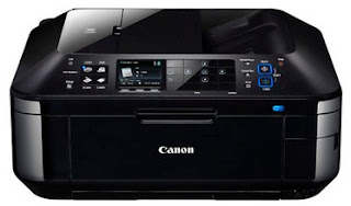 is a printer like most other equipped with features Canon MX882 Driver Download