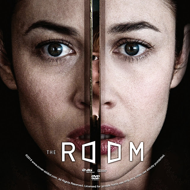 The Room DVD Label