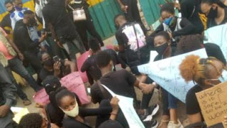 IG Deploys Squad As Protest Hits Benin over UNIBEN Student's Killing