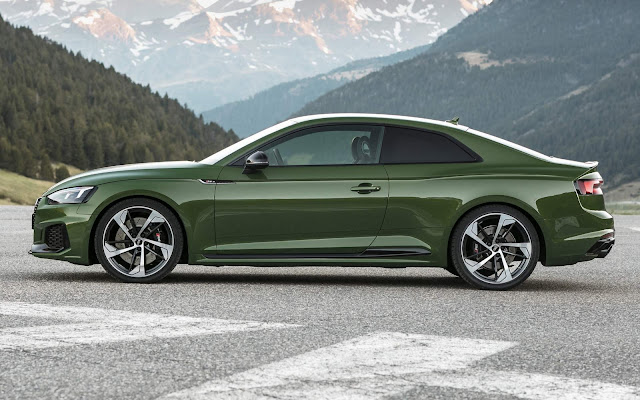 Audi RS5 V6 Turbo Quatro