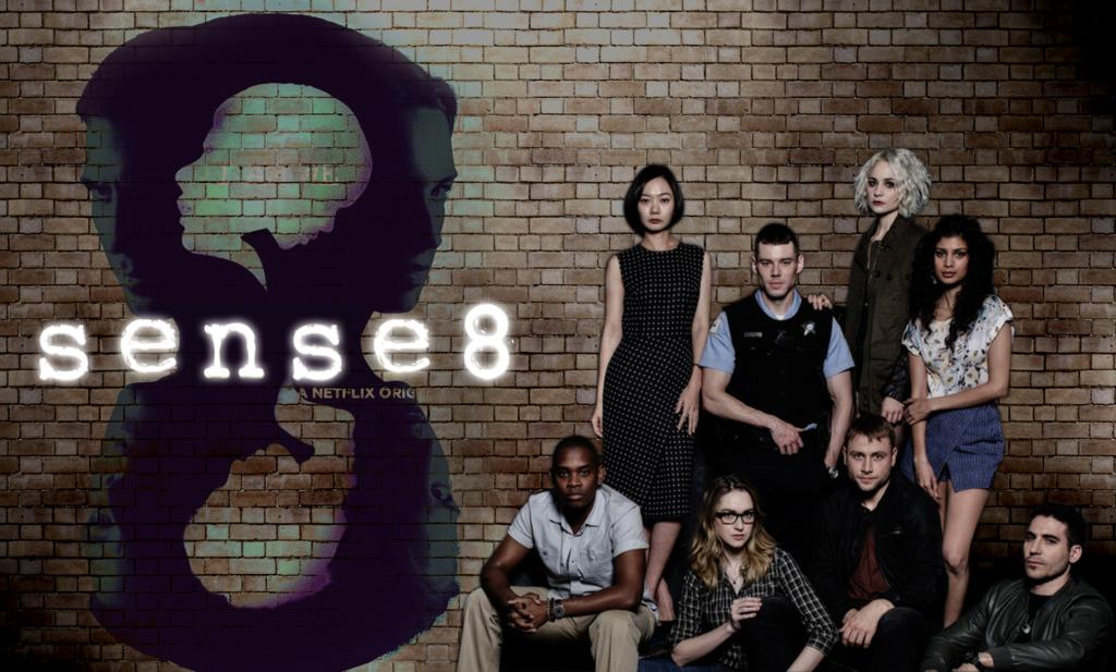 Sense 8 Serie