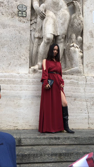 Krystal Stuns With Her Visual In Milan!