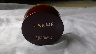 Lakme Rose Powder in Warm Pink - Review