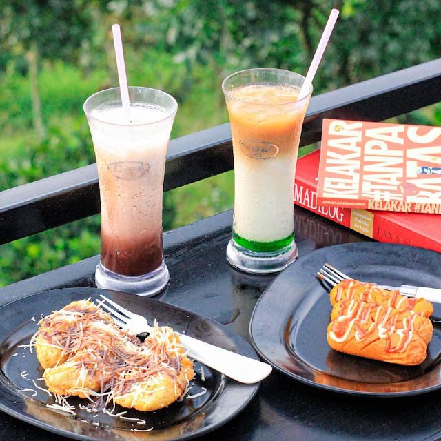 Menu di Coffee Resign Pancawati Bogor