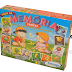 Benefícios do joga da Memória para crianças