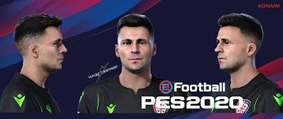 PES 2021 Faces Rafael de Andrade Bittencourt Pinheiro by VN HUY BUI