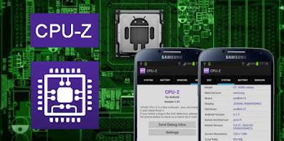 تطبيق CPU-Z لمعرفة مواصفات ومكونات هاتفك مدفوع للأندرويد - تحميل مباشر