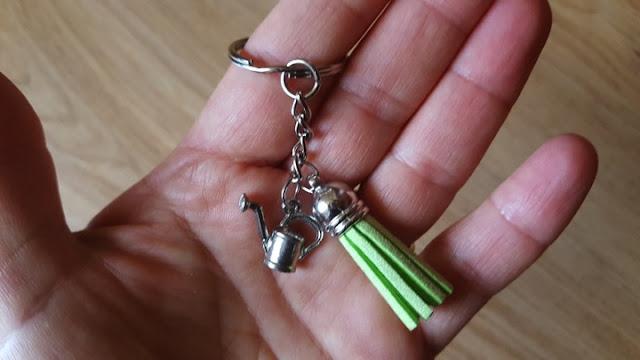 5 minute-DIY cute keychains - tutorial + video