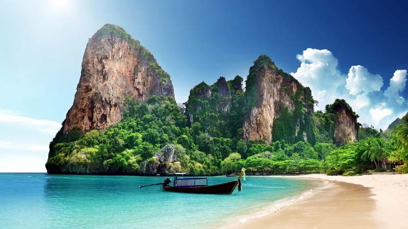A Pocket Guide to the Thai Islands