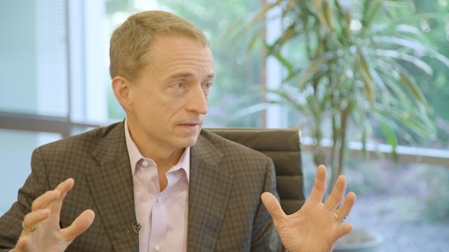 """The CEO was stolen"" Intel, VMWare Pat Gelsinger joins new CEO"