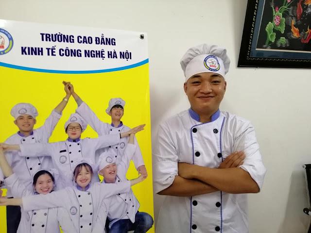 Vì sao bạn lại muốn theo học nghề nấu ăn?