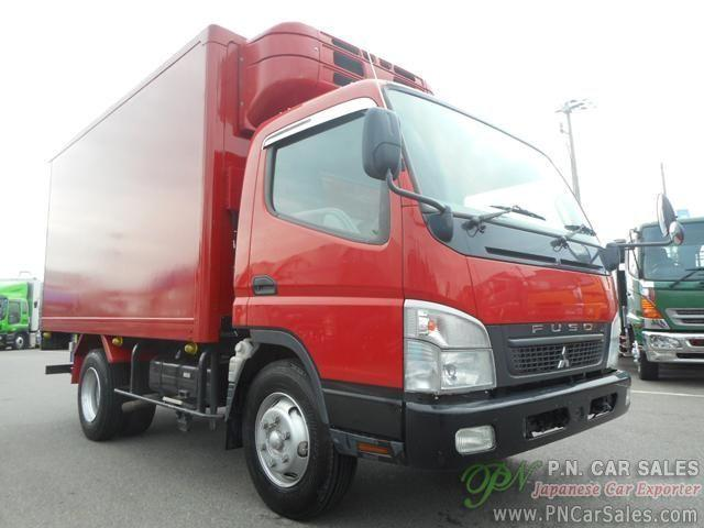 Mitsubishi Canter 2009 from Japan Sale
