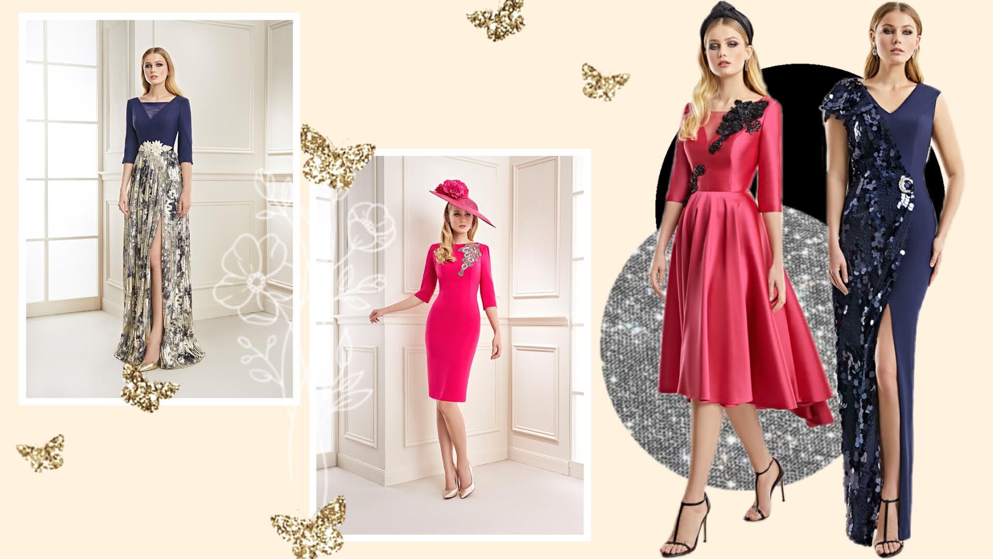 Vestidos de fiesta: Primavera Verano 2020