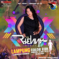 Yamaha Lampung Color Run • 2018