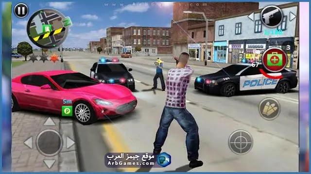 تنزيل لعبة العصابات Gangster Vegas للكمبيوتر مجانا