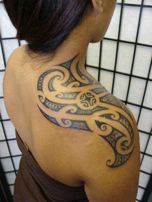 Magnificent Shoulder Tattoo Designs