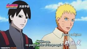 Boruto: Naruto Next Generations Capítulo 191 Sub Español HD