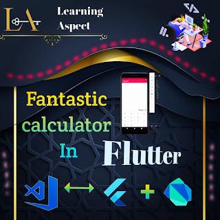 Calculator in Flutter