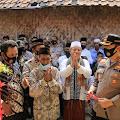 Kapolres Resmikan Rulahu Ketua RT di Kotabaru