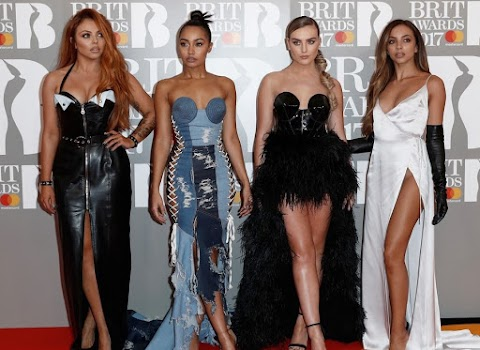 brit awards 2017: katy perry pazzesca, little mix vincitrici