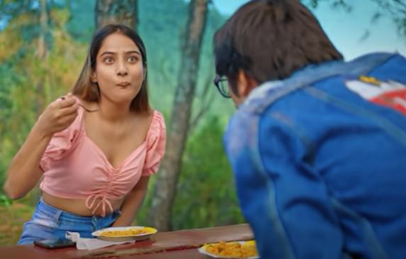 ಯೂಟ್ಯೂಬ್ ನಲ್ಲಿ ಸಖತ್ ಟ್ರೆಂಡಿಂಗ್ ಆಗಿದೆ MAUJA- ಪ್ರೇಮಿಗಳ ಸುಂದರ ಹಾಡು, ಮನಮೋಹಕ ದೃಶ್ಯ ನೀವು ಮೆಚ್ಚದಿರಲಾರಿರಿ- VIDEO
