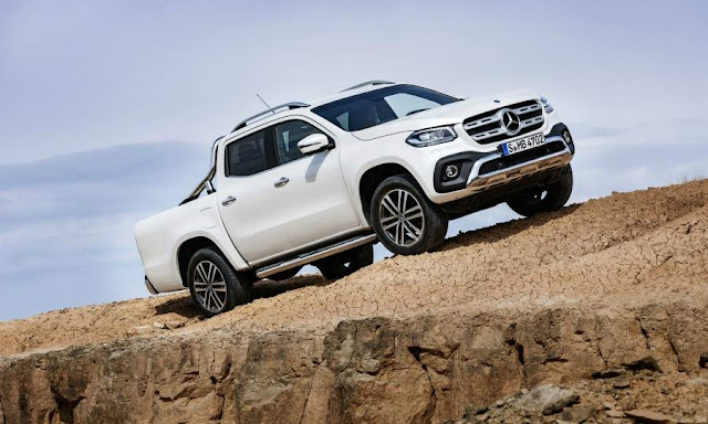Mercedes Benz Pickup Truck To Be Closed In Future!