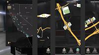 ATS - Google Maps Navigation Screenshots