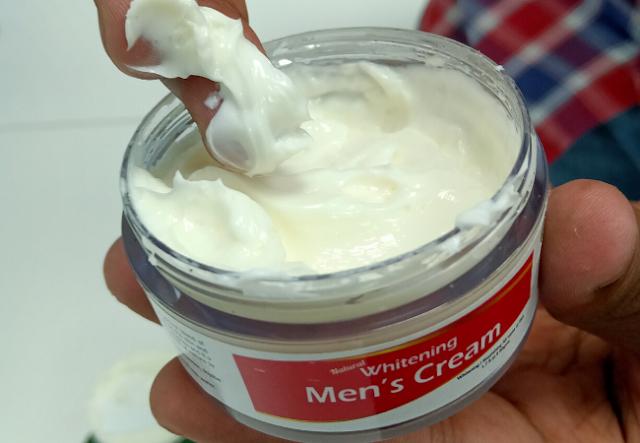 Owlpure Whitening Face Cream for Men Review