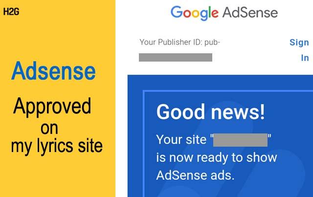 adsense-approval-tips-for-lyrics-website