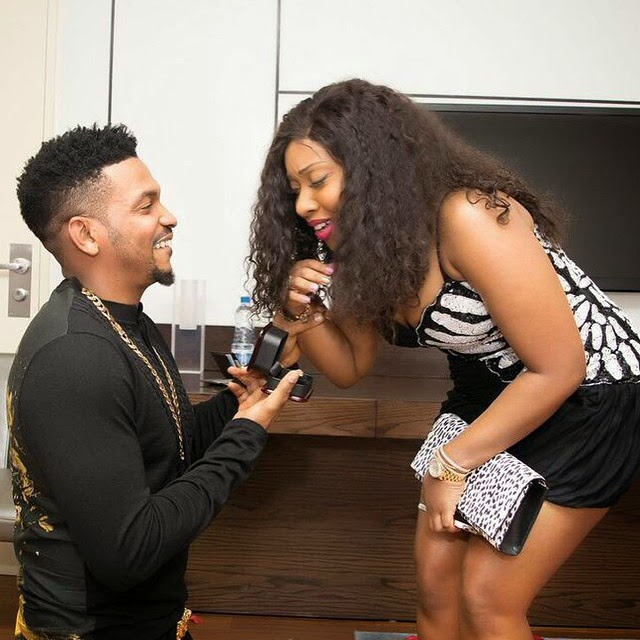 dbanj girlfriend engaged