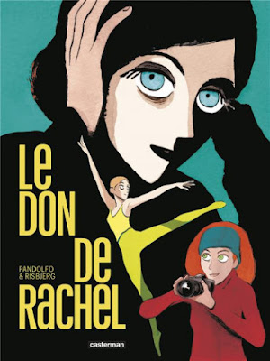 BD Le don de Rachel aux éditions Casterman