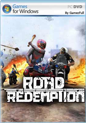 Road Redemption (2017) PC [Full] Español [MEGA]