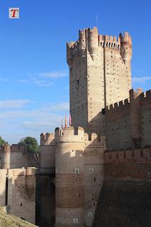 Los cinco castillos más bonitos de Valladolid