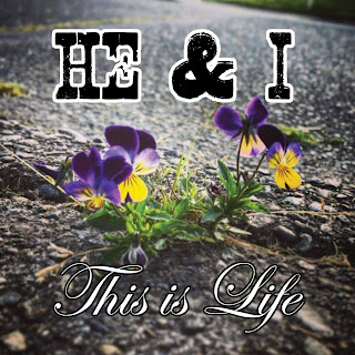 This Is Life - He & I Band, Album Cover