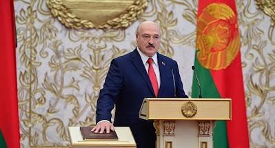 Захід та Україна не визнали легітимність Лукашенка