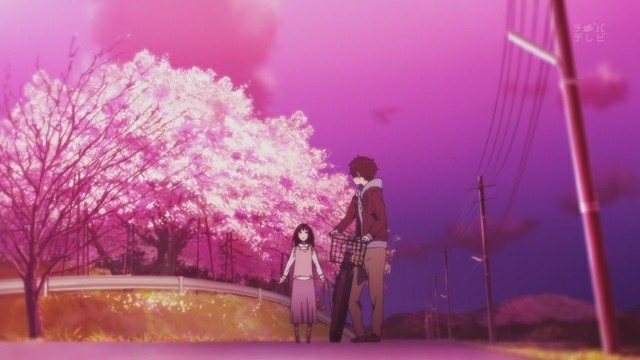 Hyouka Cherry Blossom