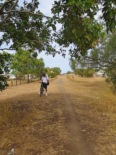Brisbane Valley Rail Trail at Toogoolawah