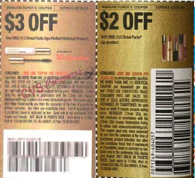 loreal lip coupon