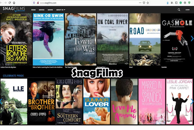 SnagFilms : Free Movie Streaming Sites No Sign Up