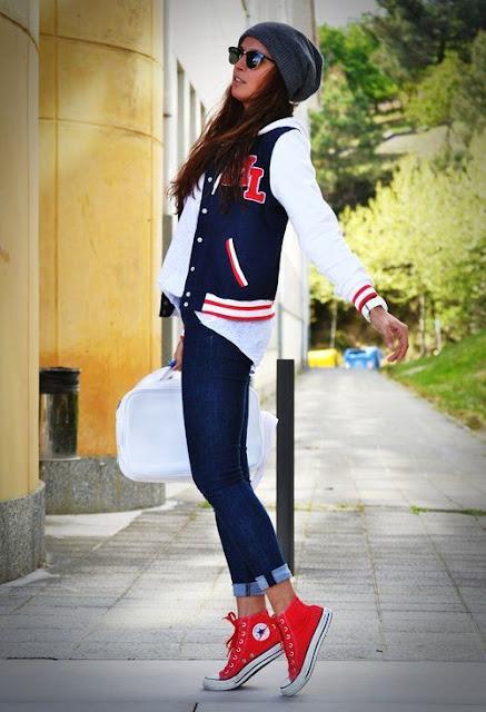 bezalel and oholiab weekend inspiration varsity jacket