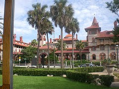 Flagler College in St. Augustine Florida
